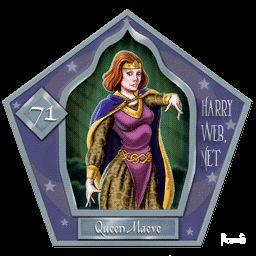 Regina Maeve Harry Potter - PotterPedia.it