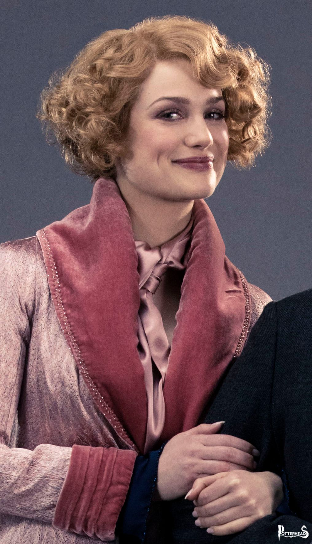 Queenie Goldstein Harry Potter - PotterPedia.it