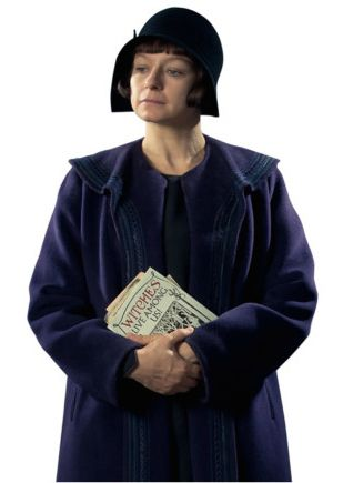 Mary Lou Barebone Harry Potter - PotterPedia.it