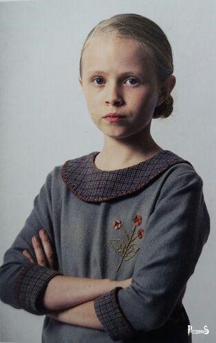 Modesty Barebone Harry Potter - PotterPedia.it
