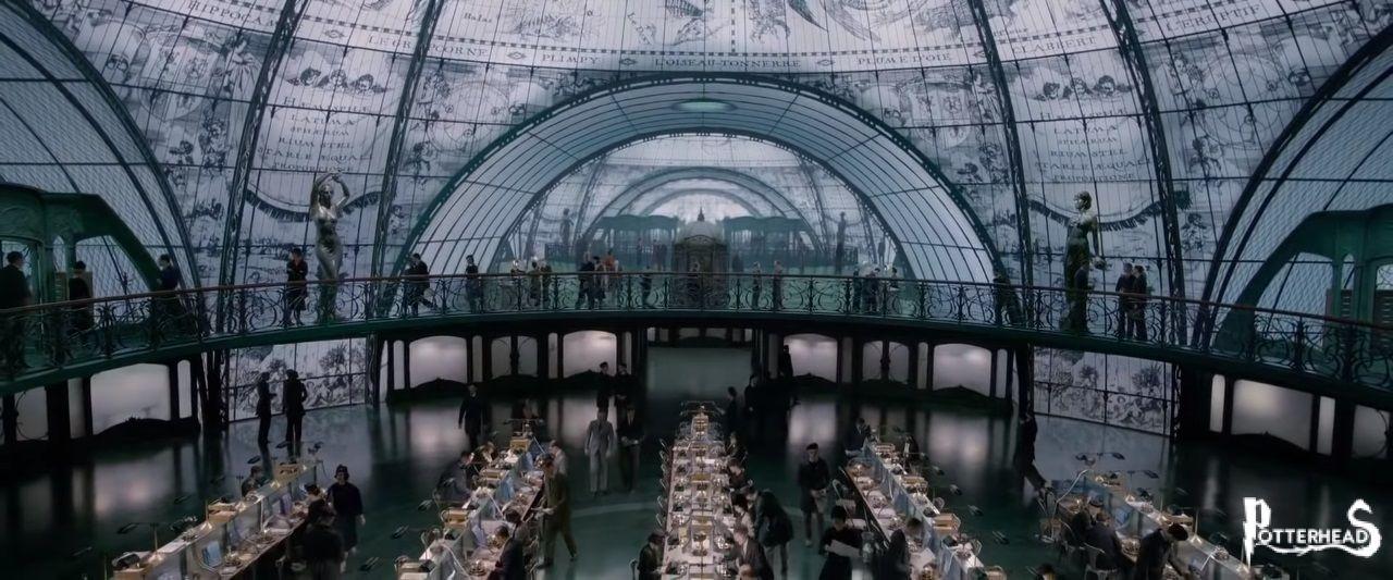 Ministero della Magia Francese Harry Potter - PotterPedia.it