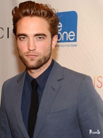 Robert Pattinson Harry Potter - PotterPedia.it