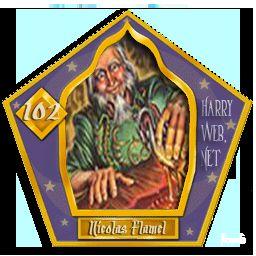 Nicolas Flamel Harry Potter - PotterPedia.it
