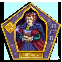 Tosca Tassorosso Harry Potter - PotterPedia.it