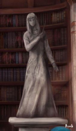 Priscilla Corvonero Harry Potter - PotterPedia.it