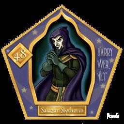 Salazar Serpeverde Harry Potter - PotterPedia.it