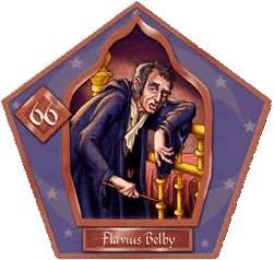 Flavius Belby Harry Potter - PotterPedia.it