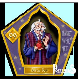 Bertie Bott Harry Potter - PotterPedia.it