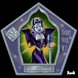Glenda Chittock Harry Potter - PotterPedia.it