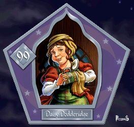 Daisy Dodderidge Harry Potter - PotterPedia.it