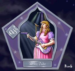 Kirley Duke Harry Potter - PotterPedia.it