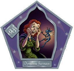 Dymphna Furmage Harry Potter - PotterPedia.it