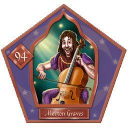 Merton Graves Harry Potter - PotterPedia.it