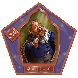 Glover Hipworth Harry Potter - PotterPedia.it