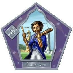 Gwenog Jones Harry Potter - PotterPedia.it