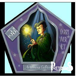 Artemisia Lufkin Harry Potter - PotterPedia.it