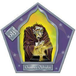 Chauncey Oldridge Harry Potter - PotterPedia.it