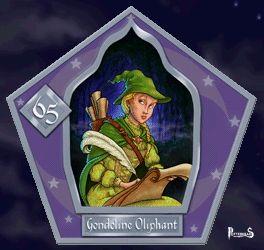 Gondoline Oliphant Harry Potter - PotterPedia.it