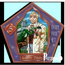 Gulliver Pokeby Harry Potter - PotterPedia.it
