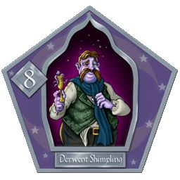 Derwent Shimpling Harry Potter - PotterPedia.it