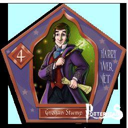Grogan Stump Harry Potter - PotterPedia.it