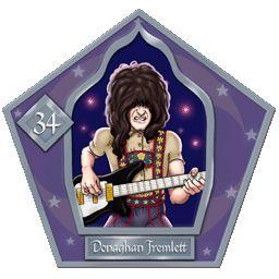 Donaghan Tremlett Harry Potter - PotterPedia.it