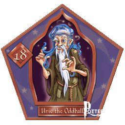 the Oddball Uric Harry Potter - PotterPedia.it