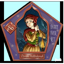 Dorcas Wellbeloved Harry Potter - PotterPedia.it