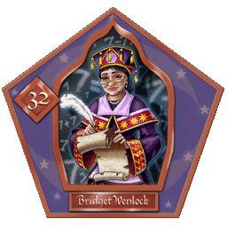 Bridget Wenlock Harry Potter - PotterPedia.it