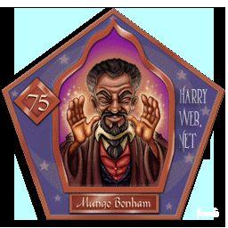 Mungo Bonham Harry Potter - PotterPedia.it