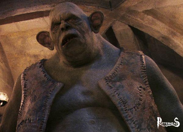 Troll Harry Potter - PotterPedia.it
